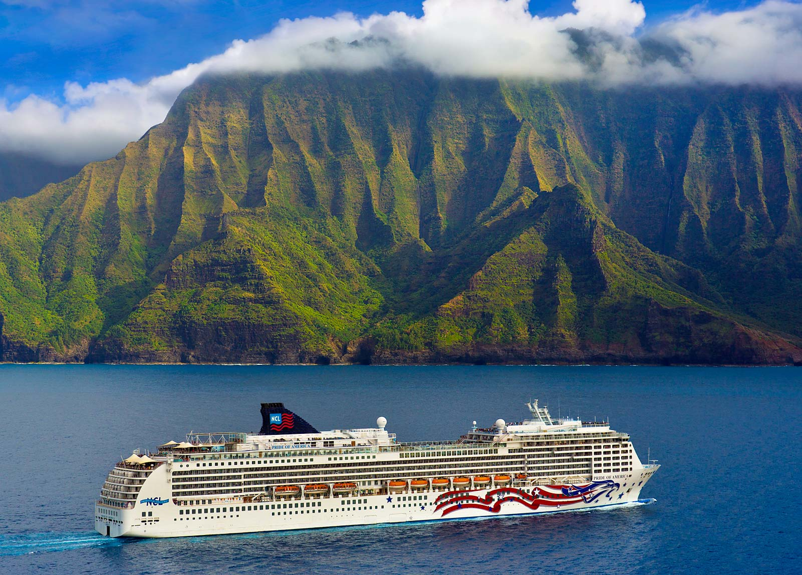 The Freedom Cruise sailed the Hawaiian Islands in 2006