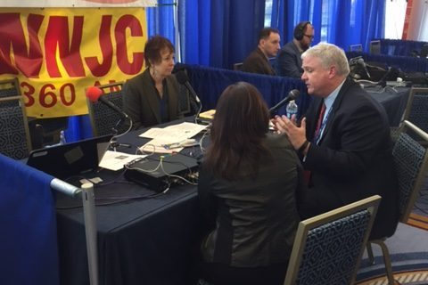 Freedom Alliance President Tom Kilgannon on the Conservative Commandos radio show at CPAC 2017