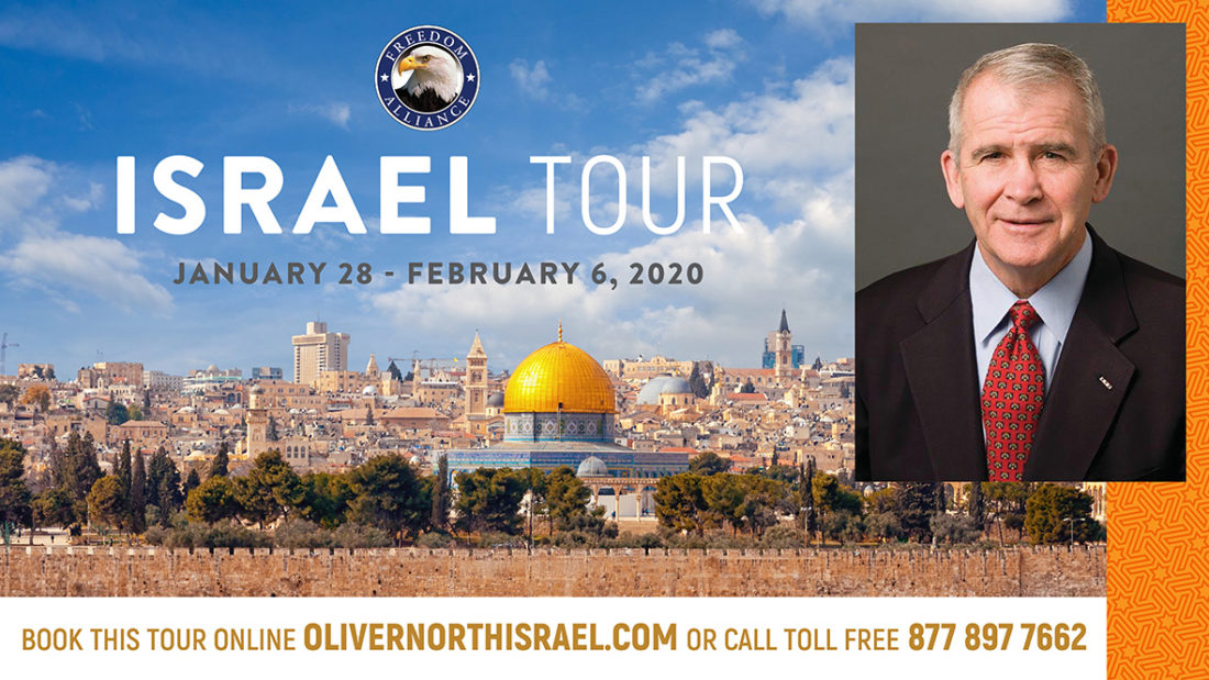 Information on the the 2020 Freedom Alliance land tour of Israel!